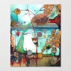 Nature/Nurture Canvas Print