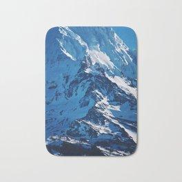 Mountain Side Bath Mat