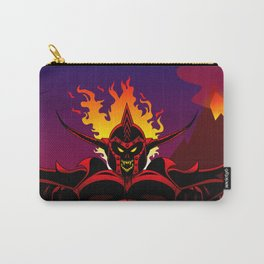 Zombie Ghost Warrior Carry-All Pouch
