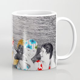 Water Nymphs (collboration .dotbox) Coffee Mug