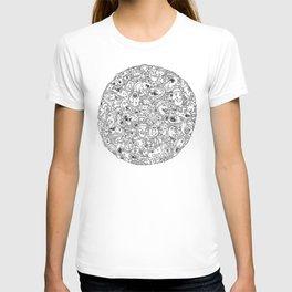 Chucklecluster T-shirt