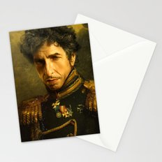 Bob Dylan - replaceface Stationery Cards
