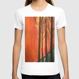 Sunset Woods T-shirt