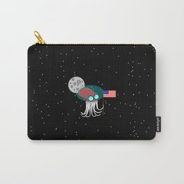 Where No Octopus Has Gone Before Carry-All Pouch
