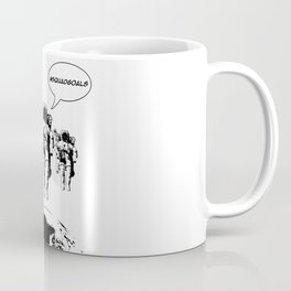 #squadgoals White ver. Coffee Mug