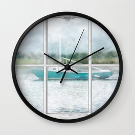 By The Bay Wall Clock