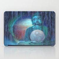 buddha iPad Cases featuring Buddha by Digital-Art
