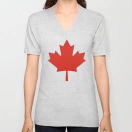 O Canada Unisex V-Neck