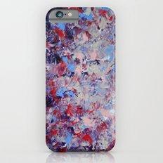 HYPNOTIC SAILOR'S SUNRISE - Stunning Sunset Sunrise Nature Beauty Plum Purple Magenta Ombre iPhone 6s Slim Case