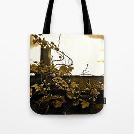 Dancing Ivy Tote Bag