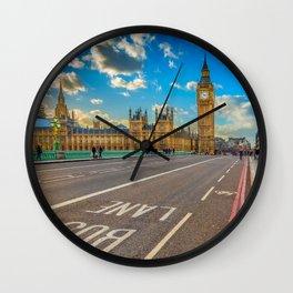 Big Ben Westminster Wall Clock