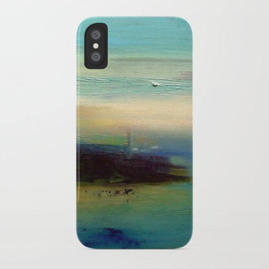 dream of sea iPhone Case