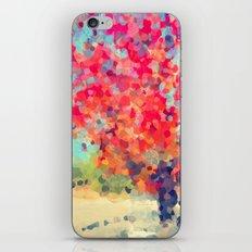 Orange Tree Watercolor  iPhone & iPod Skin