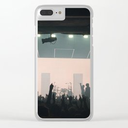 1975 concert Clear iPhone Case