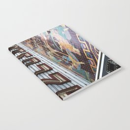 Paramount - Oakland, CA Notebook