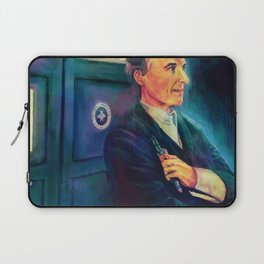 12th Doctor Laptop Sleeve