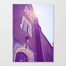 First Impressions Canvas Print