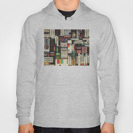 Cassettes, VHS & Games Hoody