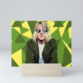Kurt Nirvan Kaleidoscope Mini Art Print