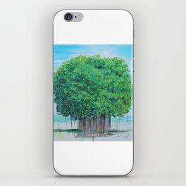 Th Banyan Tree iPhone Skin