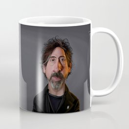 Celebrity Sunday - Tim Burton Coffee Mug
