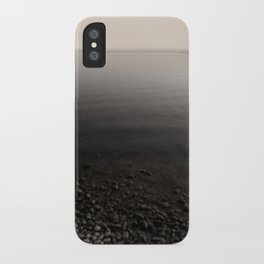 Lonely Beach iPhone Case