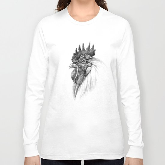 The Rooster SK065 Long Sleeve T-shirt