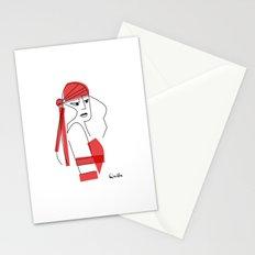 Elektra-assassin Stationery Cards