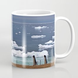 Icebergs on a Calm Sea Coffee Mug