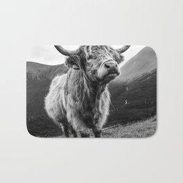 Highland Coo Bath Mat