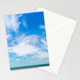 The Great Blue Sky Stationery Cards