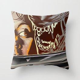 Alien - Movie  Poster Throw Pillow