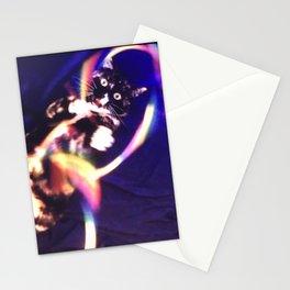 Rainbow Pussy Stationery Cards