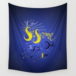 Alina Starkov Sun Summoner - The Grisha Trilogy Wall Tapestry