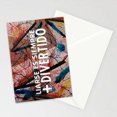 Liándonos Stationery Cards