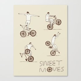 Sweet Moves Canvas Print