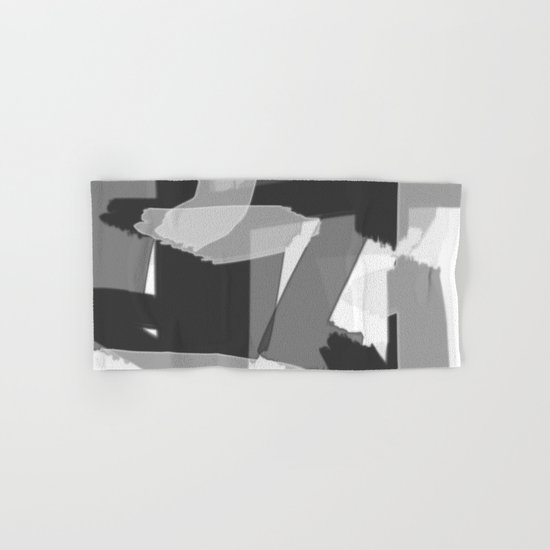 Abstract Values  Hand & Bath Towel