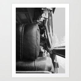 Bus Ride #1 Art Print