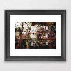 Palazzo Lucerna  - Prague Framed Art Print