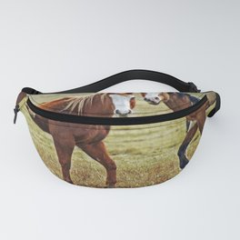 Horse Whispers Fanny Pack