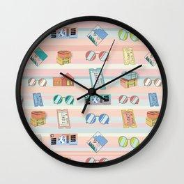Tra Wall Clock