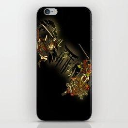 Hyrule Samurai Showdown iPhone Skin