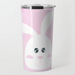 Nursery bunny - is a beautiful holiday gift Travel Mug