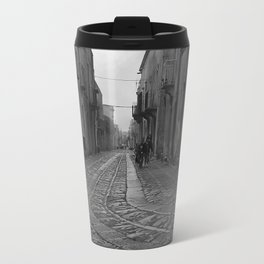 Children of Erice on the Isle of Sicily Travel Mug