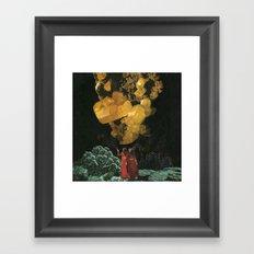 Intertidal Framed Art Print