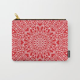 Mandala 38 Carry-All Pouch