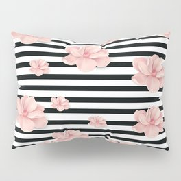 Romantic floral pattern Pillow Sham