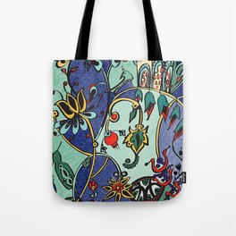 How green was my vally Tote Bag