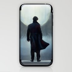 The Side of Angels iPhone & iPod Skin