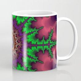 Fractal Disc Coffee Mug